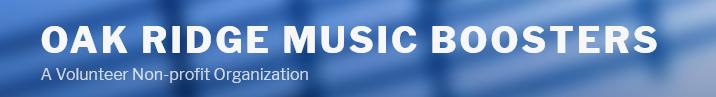 Oak Ridge Music Boosters